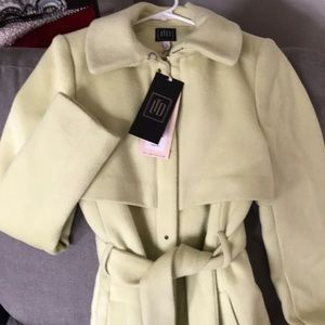 Limited Luxe Collection Winter Trench Coat